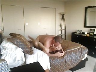 Milf cheater having sex on web camera