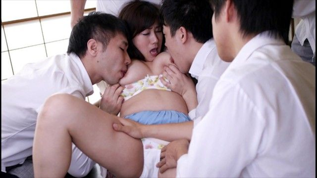 Mother protect stepson from bullies three - jav pmv