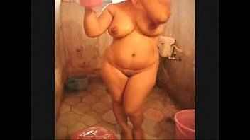 Lascivious indian wench seema bhabhi in washroom undressed