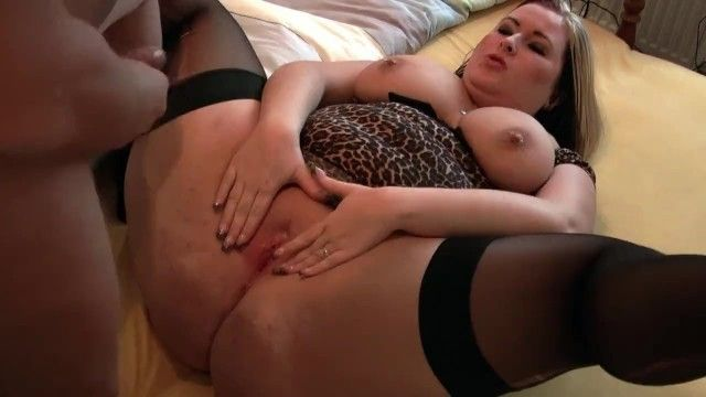 German bbw pumped hard