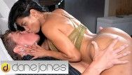 Dane jones large gazoo latin chick hot mama canela skin gives large shlong most excellent oral-service