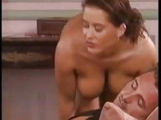 Breasty aged milf love anal