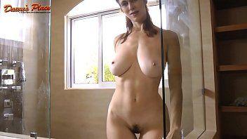 Dawn Allison Dawnsplace MILF con tumelle naturali 32DDD TEASS - Cleaner di vetro