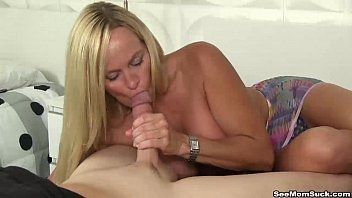 Seemomsuck-blonde milf oral