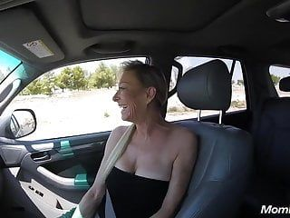 Sexy nice-looking milf having sex in construction web page