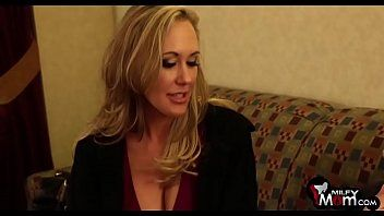 Brandi love screams as this babe receives her constricted vagina nailed hard - milfmom.com